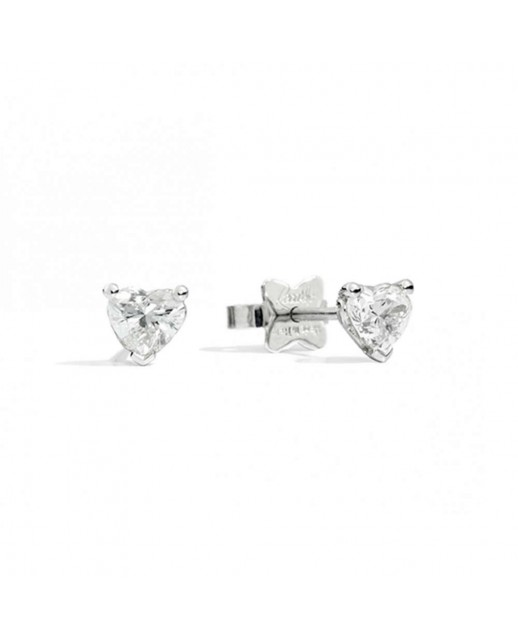 Orecchini Anniversary Love con diamanti 0,37ct