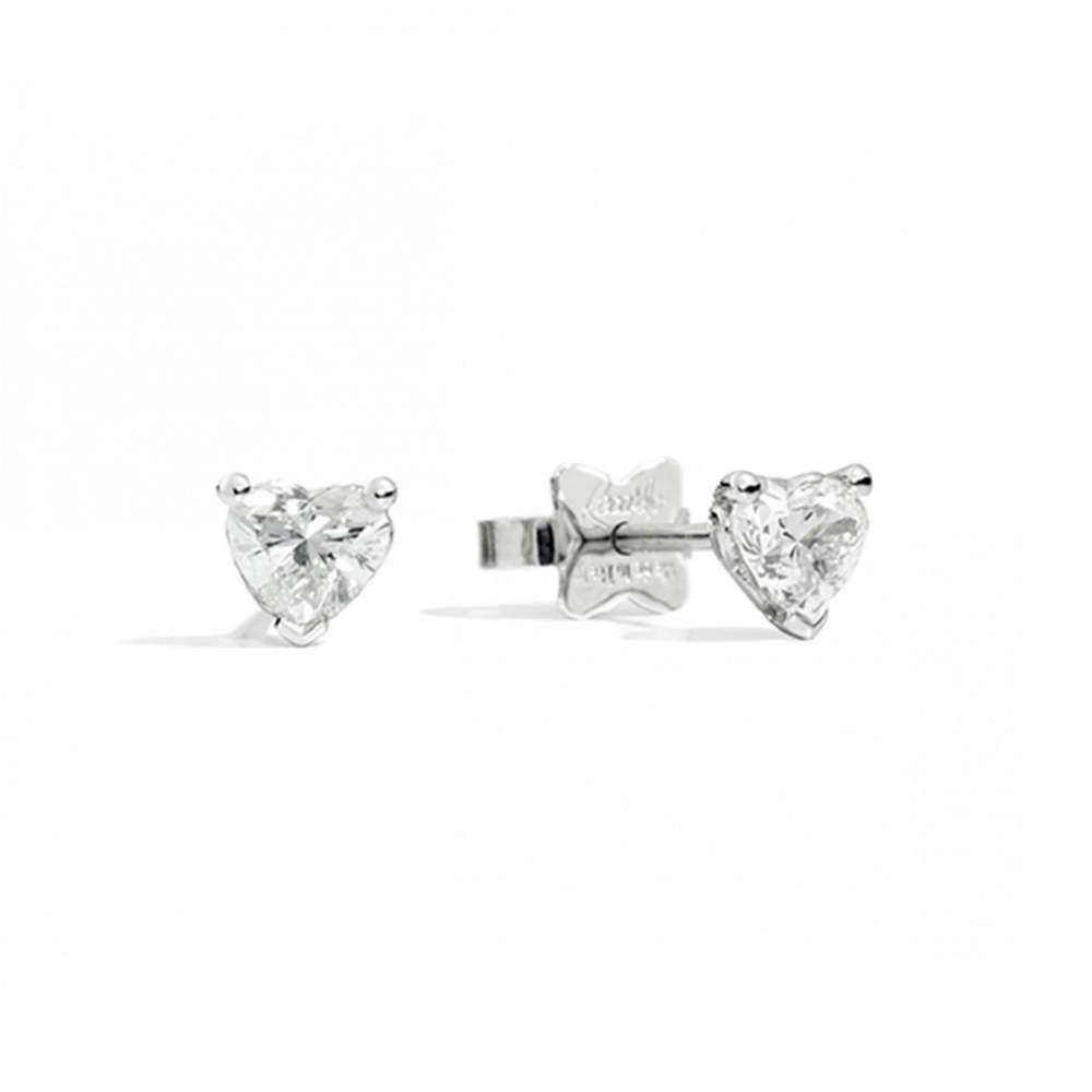 Orecchini Anniversary Love con diamanti 0,50ct
