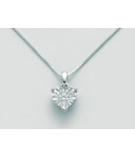 Collana Favolosa con diamanti