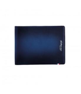 D-Line portafoglio blu 6...