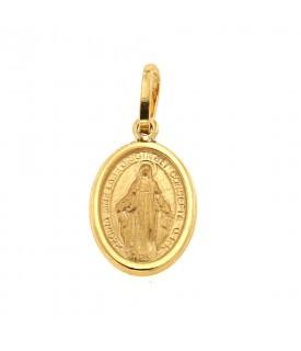 Medaglia Madonna Miracolosa