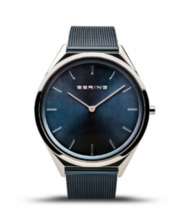 Bering Ultra Slim 39mm blu