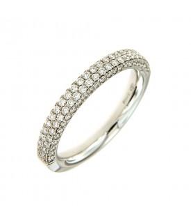 Anello Vera Diamanti 0,65 ct