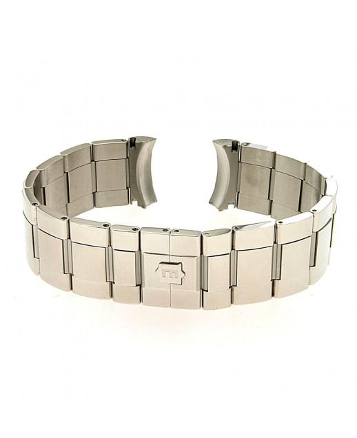 Cinturino acciaio per Aiglon 41116