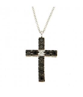 Girocollo Croce Facecube...