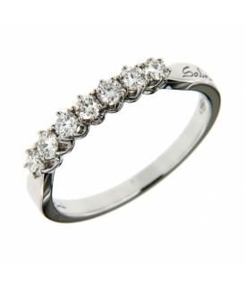Anello Vera Diamanti 0,42 ct