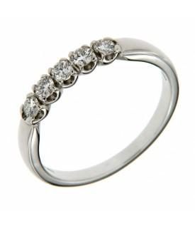 Anello Vera Diamanti 0,36 ct