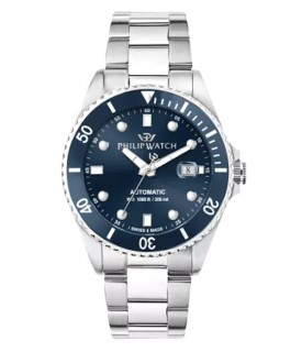 Caribe Auto 42 mm Blue Dial