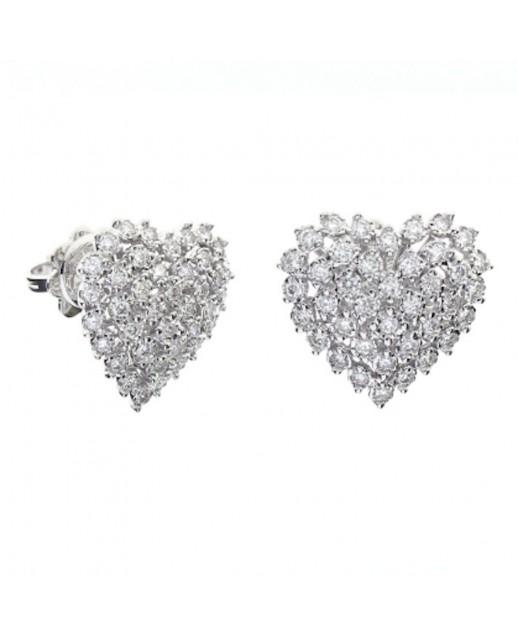 Orecchini Bagliori con diamanti 0,68 ct