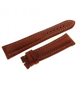 Cinturino Vitello marrone 22mm