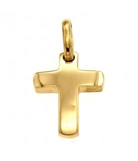 Ciondolo Croce Oro giallo