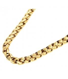 Collana in oro Giallo