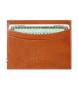 D-Line porta carte di credito marrone