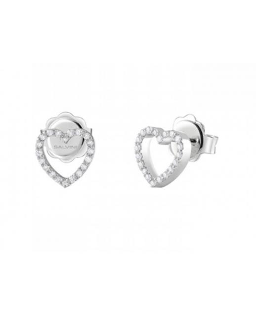 Orecchini I Segni con diamanti 0,20 ct