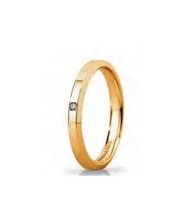 Hydra slim oro giallo diamond