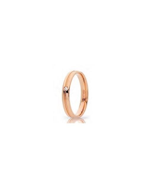 Lyra oro rosa diamond