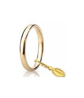 Comoda oro giallo 2,4mm