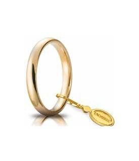 Comoda oro giallo 3mm