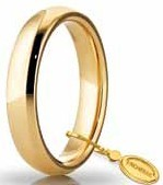 Comoda oro giallo 4mm