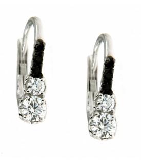 Orecchini con diamanti...