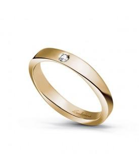 Fede modello Infinity con diamante