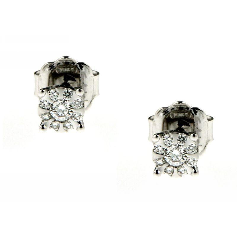Orecchini Diamanti Daphne 0,23 ct