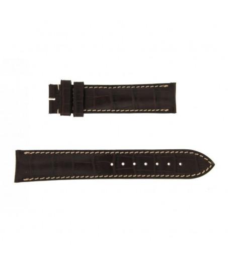 Longines Cinturino stampa Coccodrillo 14mm