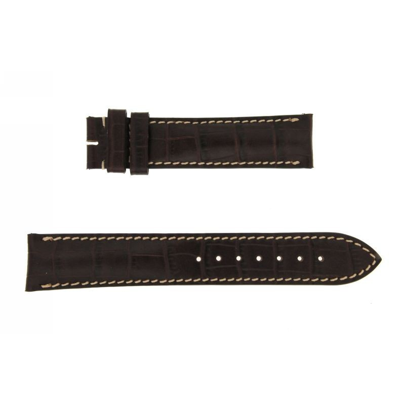 Cinturino marrone stampa Cocco varie misure