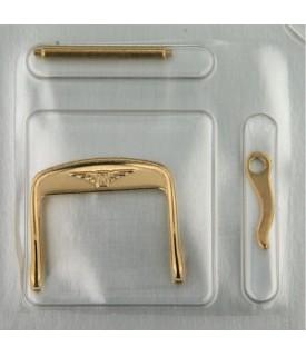 Longines, Fibbia Gialla 14/18mm