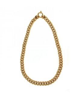 Collana a catena in oro