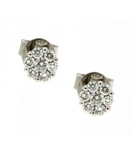 Orecchini con Diamanti 0,30 ct