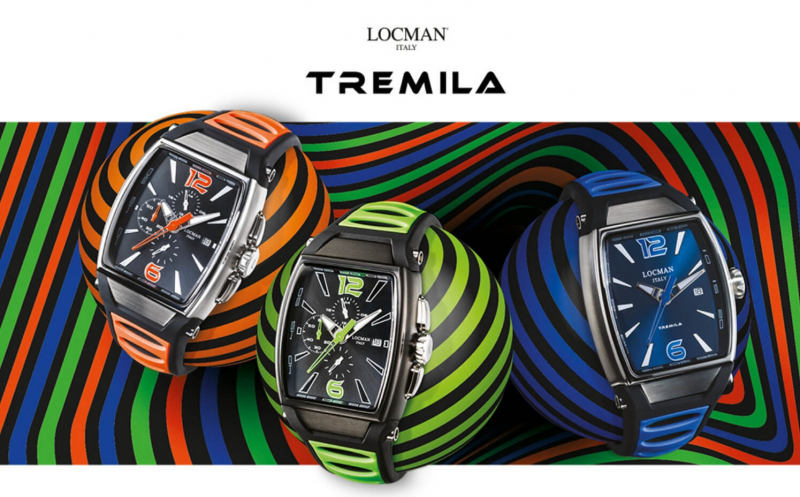 Locman Tremila Collection