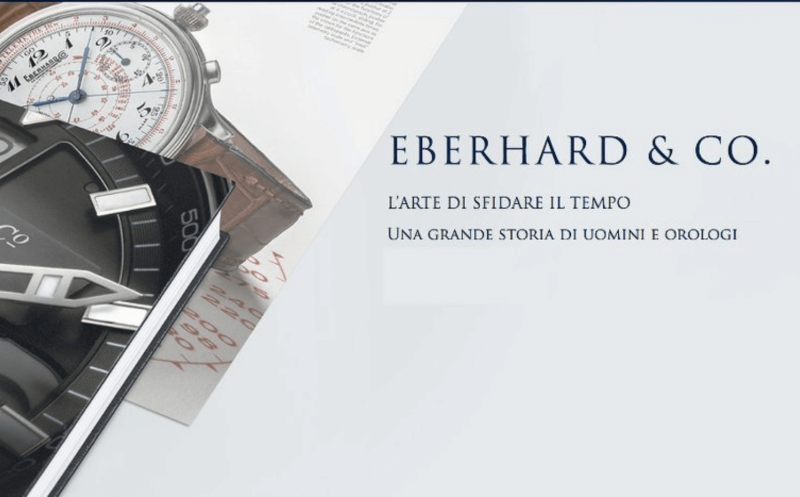 Gli orologi Eberhard & Co.