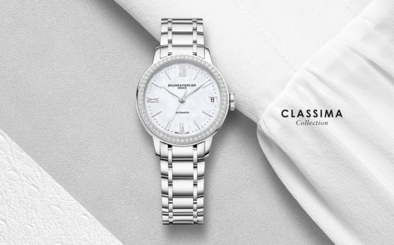 New Classima Lady from Baume & Mercier